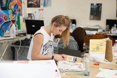 Art and Design (Extended Diploma)